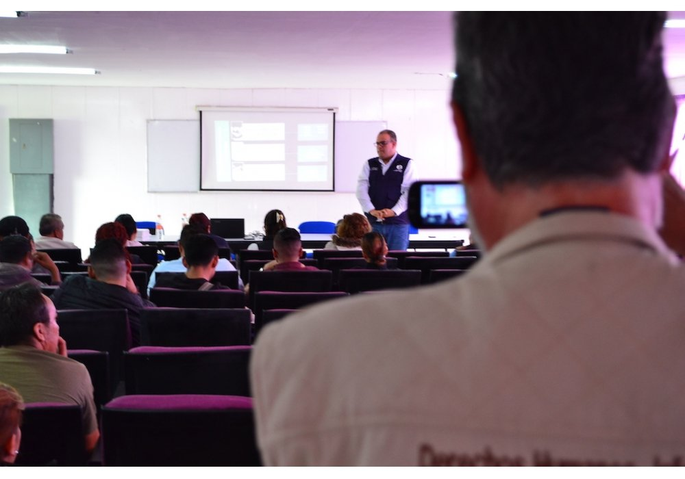 Curso en Derechos Humanos 2ª Jornada de capacitación para docentes (protocolos)