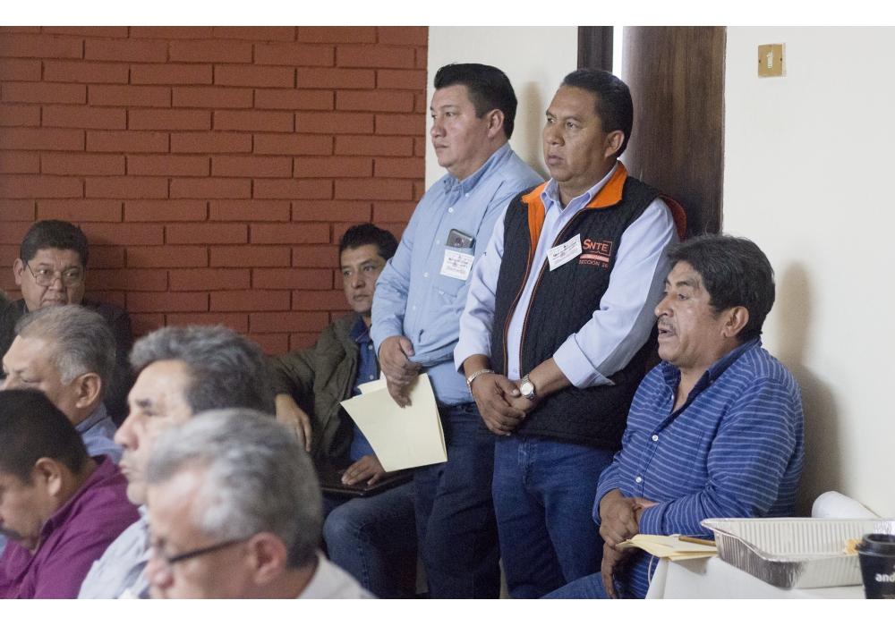 Reunión CES, Cd. Valles