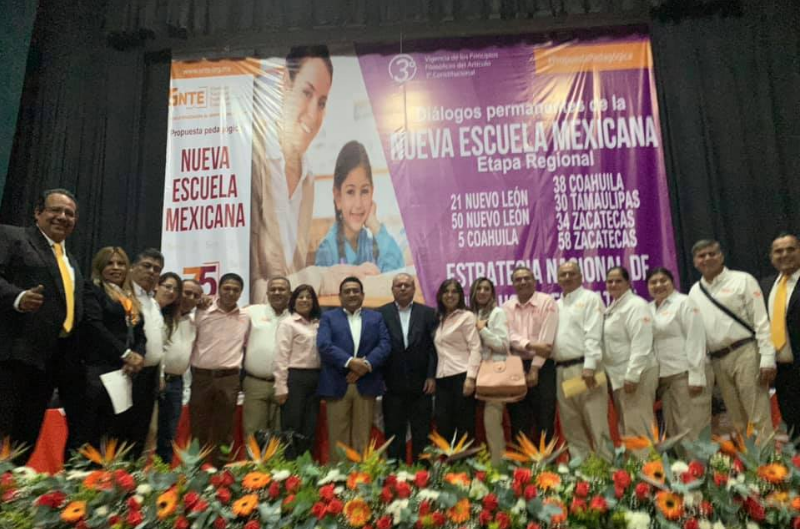Regiones Propuestas pedagógicas de la nueva escuela Mexicana